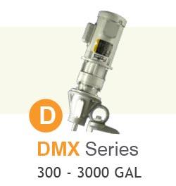 DMX Series Portable Mixers