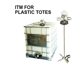 ITM for Plastic Totes