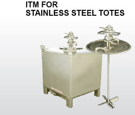 ITM for Stainless Steel Totes