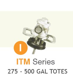 ITM Series Tote Mixers Up to 500 Gallons