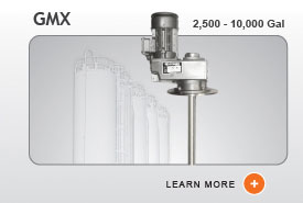 GMX Industrial Agitator Mixers