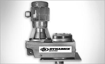 Industrial Mixing - Plate Mount