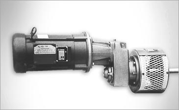 Industrial Mixing - Side Mount