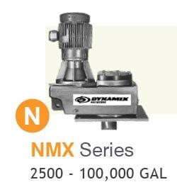 NMX Series Industrial Mixers
