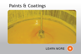 Paints & Coatings Industrial Mixers