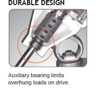 Durable Design for Portable Tank Mixers