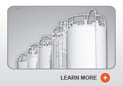 Tank Mixers and Agitators - Medium Tanks