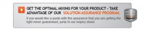 Solution Assurance for Industrial Agitators