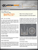 Baffled by baffles news letter