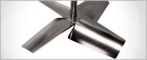 Industrial impeller for mixer
