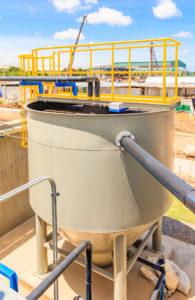 Modern urban wastewater treatment plant - new & used agitators for sale